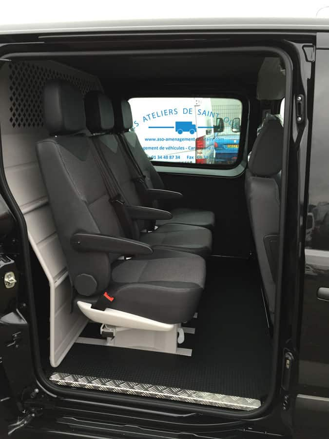 fiat ducato et fiat scudo cabine approfondie sur v hicule utilitaire. Black Bedroom Furniture Sets. Home Design Ideas