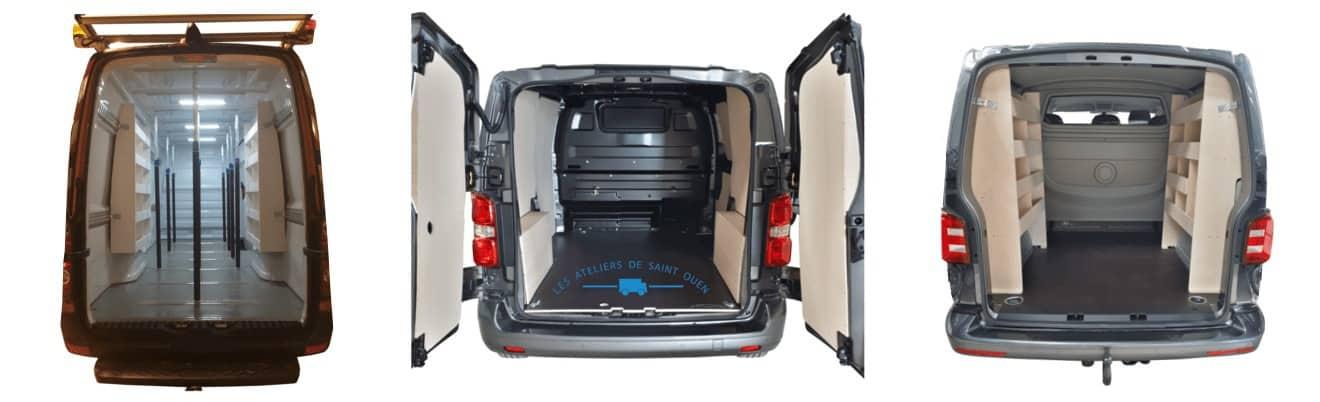 Fabuleux Aménagement de véhicule utilitaire et Equipement pour fourgon OB69