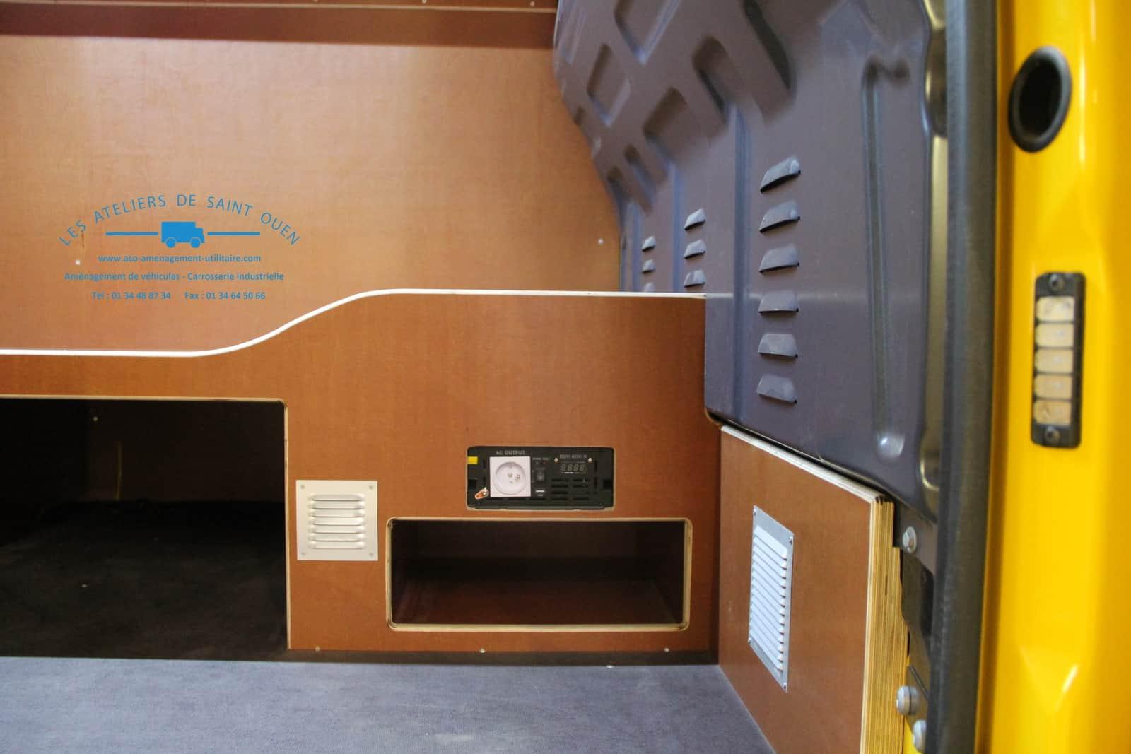 Vehicule Utilitaire Ateliers De Saint Ouen