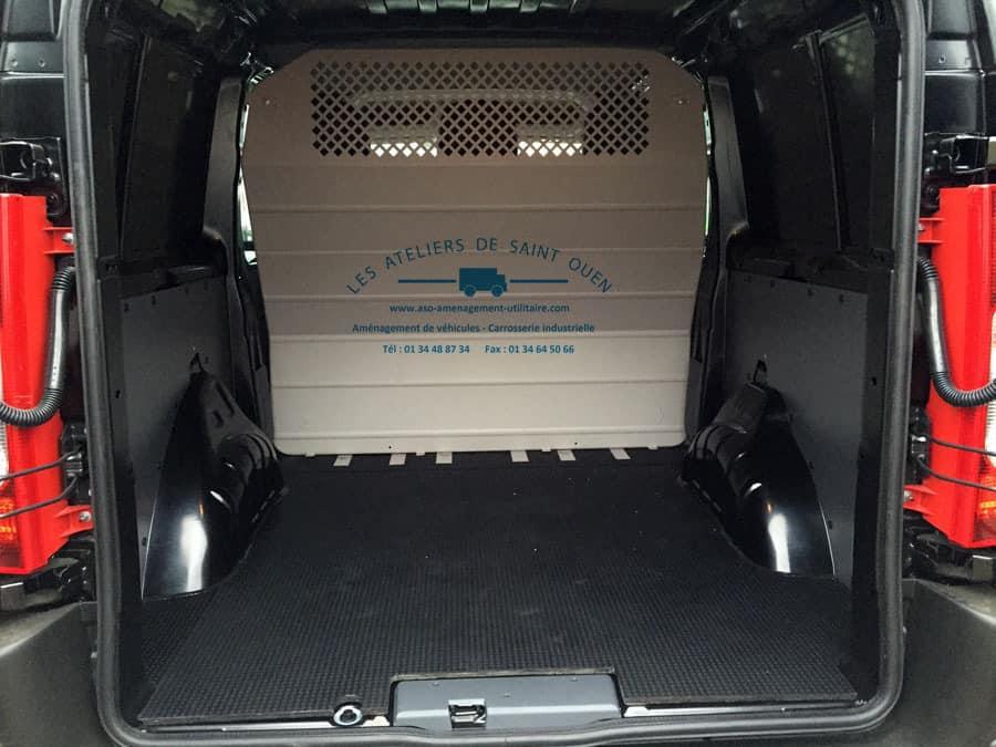 cabine approfondie pour utilitaire citro n jumper et. Black Bedroom Furniture Sets. Home Design Ideas