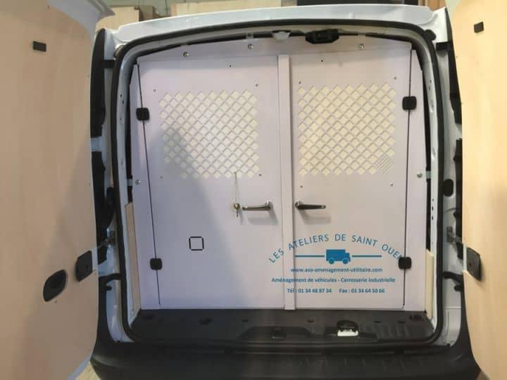 Porte de s curit arri re pour renforcement de v hicule - Porter plainte pour degradation de vehicule ...